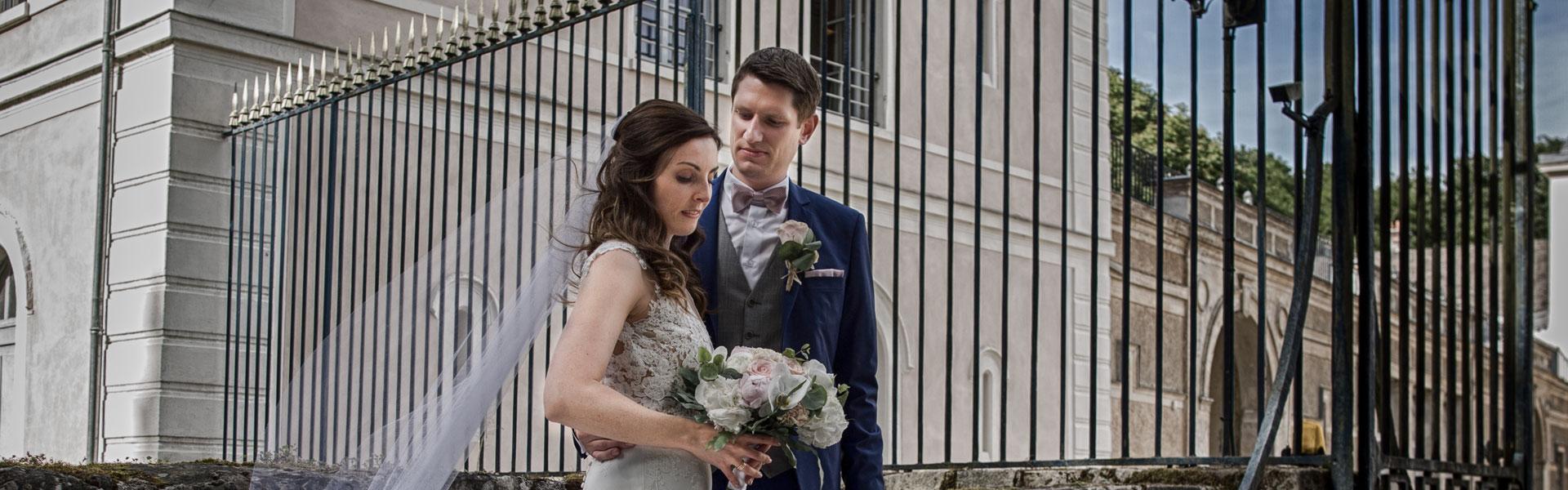 Helen Quentin wedding by wedding video photo